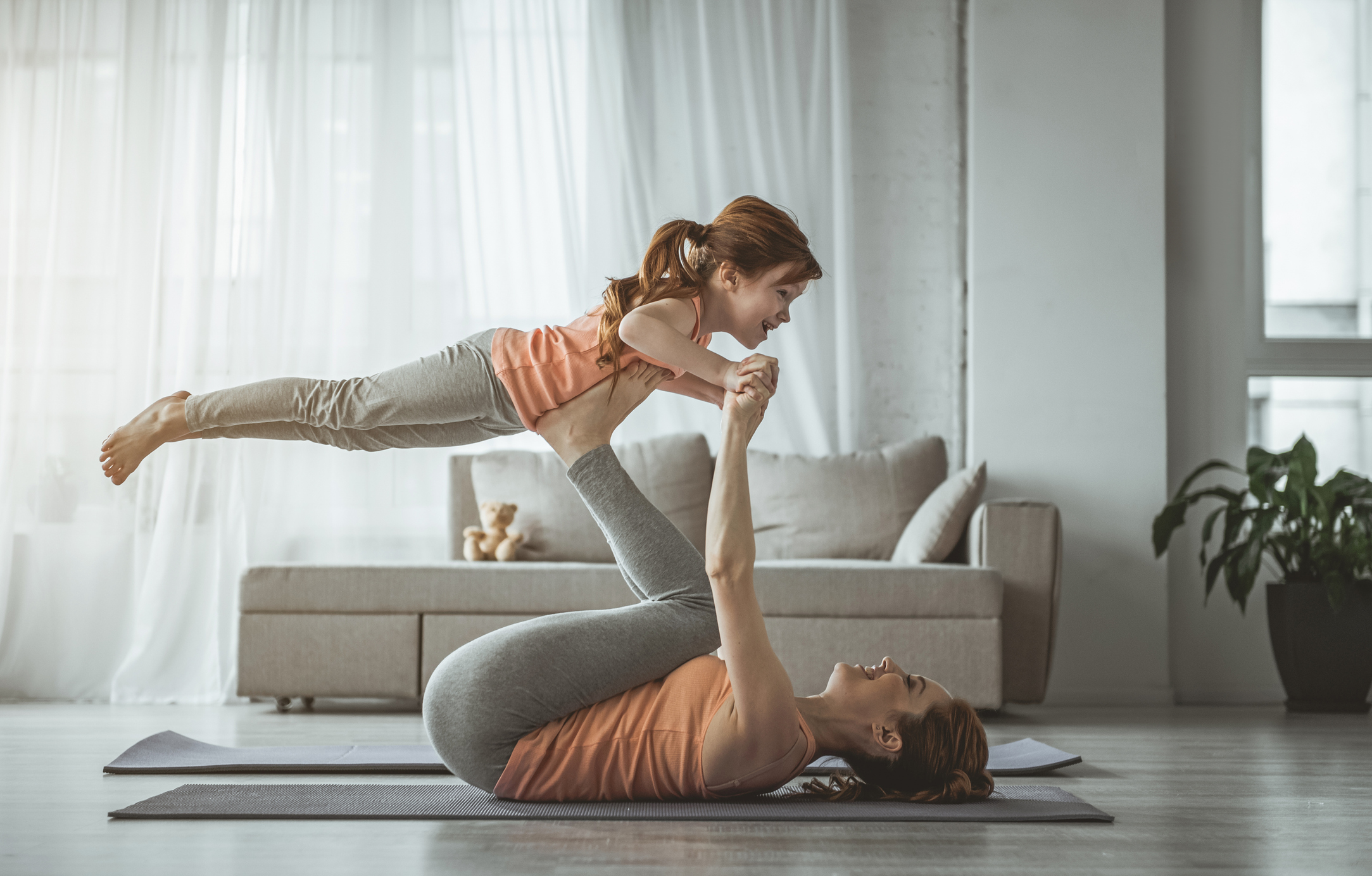 7 ejercicios que pueden hacer los niños en casa durante la ...