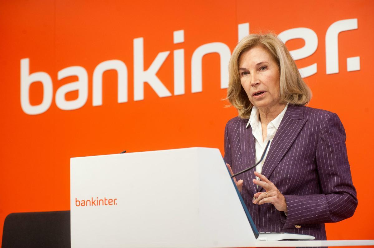 """Dancausa (Bankinter) cree que es """"un despropósito"""" que un banco pague a un cliente por una hipoteca, aunque admite que puede haber algún caso en el banco"""