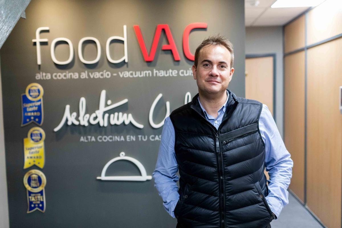 foodVAC, el proveedor de restaurantes que ahora te lleva a casa productos de alta cocina