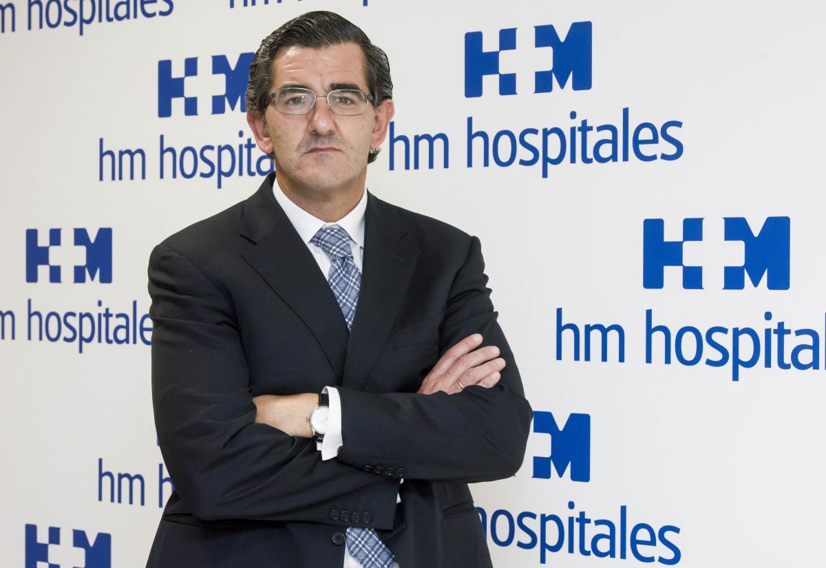 """Juan Abarca Cidón, presidente de HM Hospitales: """"Se puede ..."""