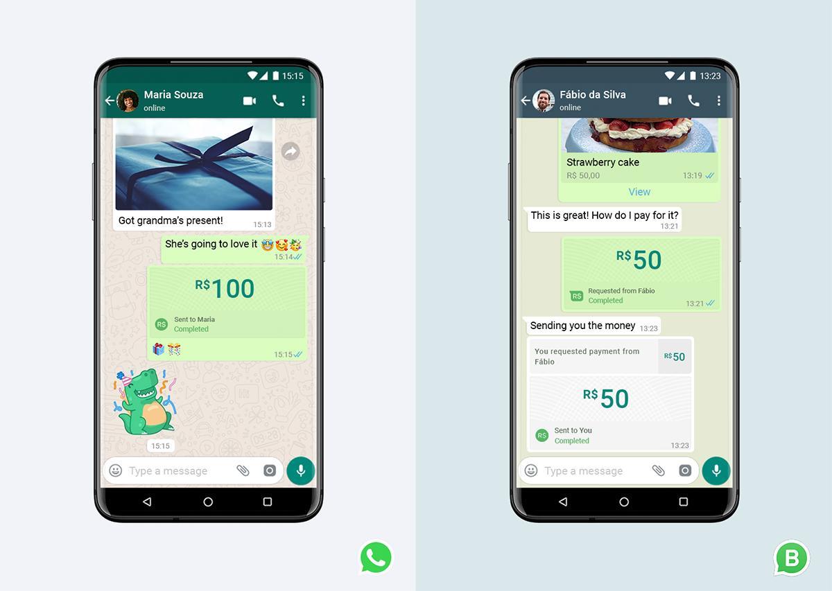 WhatsApp experimenta con pagos dentro de la aplicación: así podrás enviar dinero a tus amigos por el chat