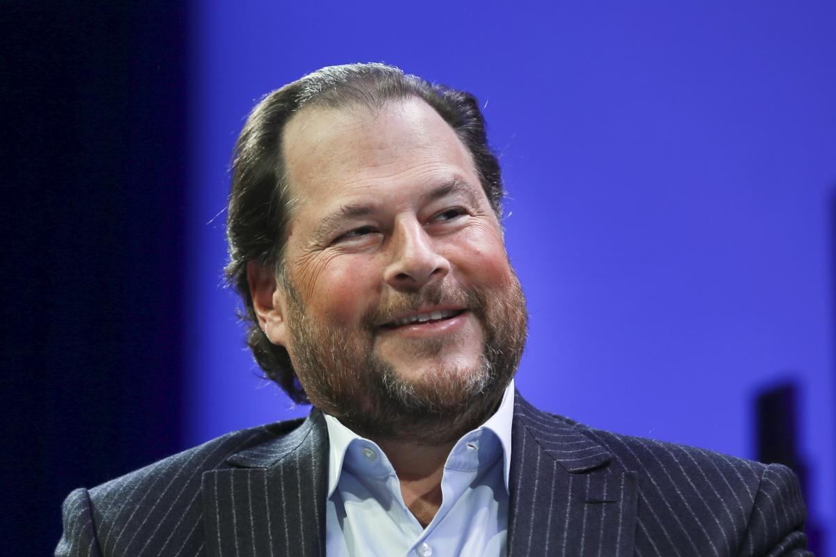 Este es el consejo de Steve Jobs que ha convertido al programador Marc Benioff en multimillonario