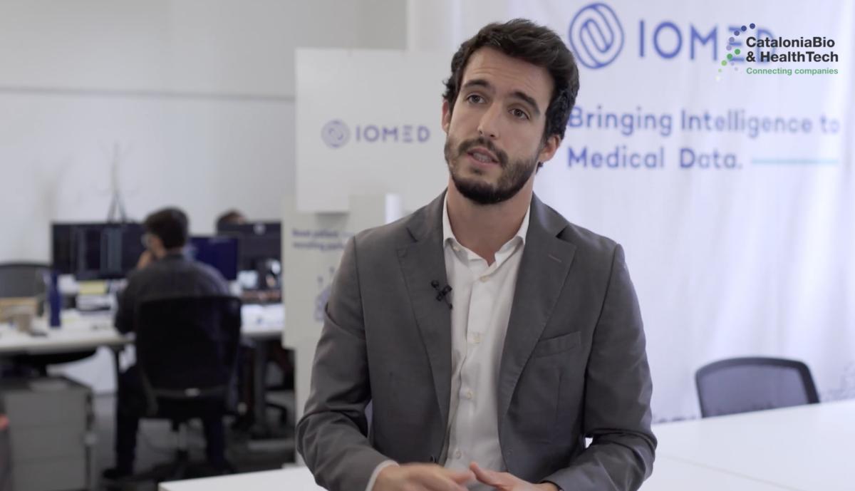 Iomed, la startup española que utiliza inteligencia artificial para acelerar la investigación clínica, asegura que la pandemia acelerará la inversión en tecnologías de datos aplicadas a la salud