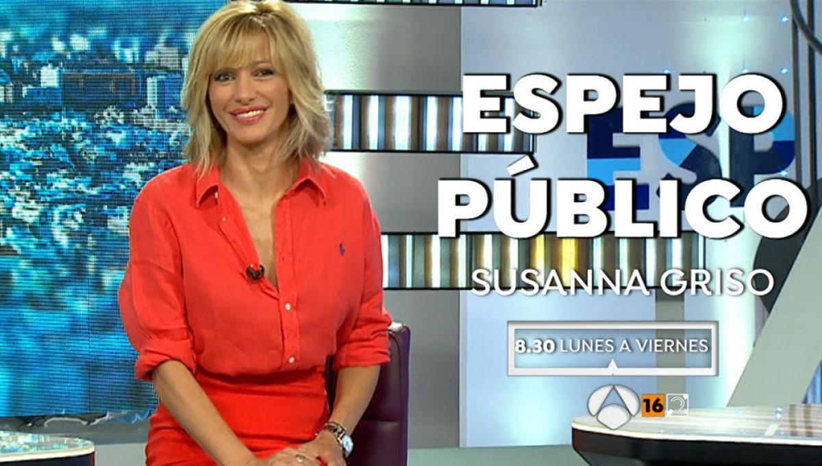 Susanna Griso (Antena 3)