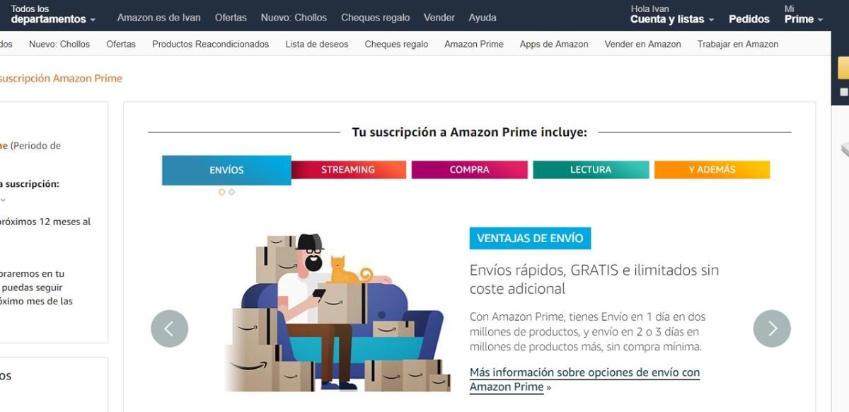 7d8996df7 ¿Cuál es el precio de Amazon Prime? ¿Qué nos ofrece este servicio?    Business Insider España