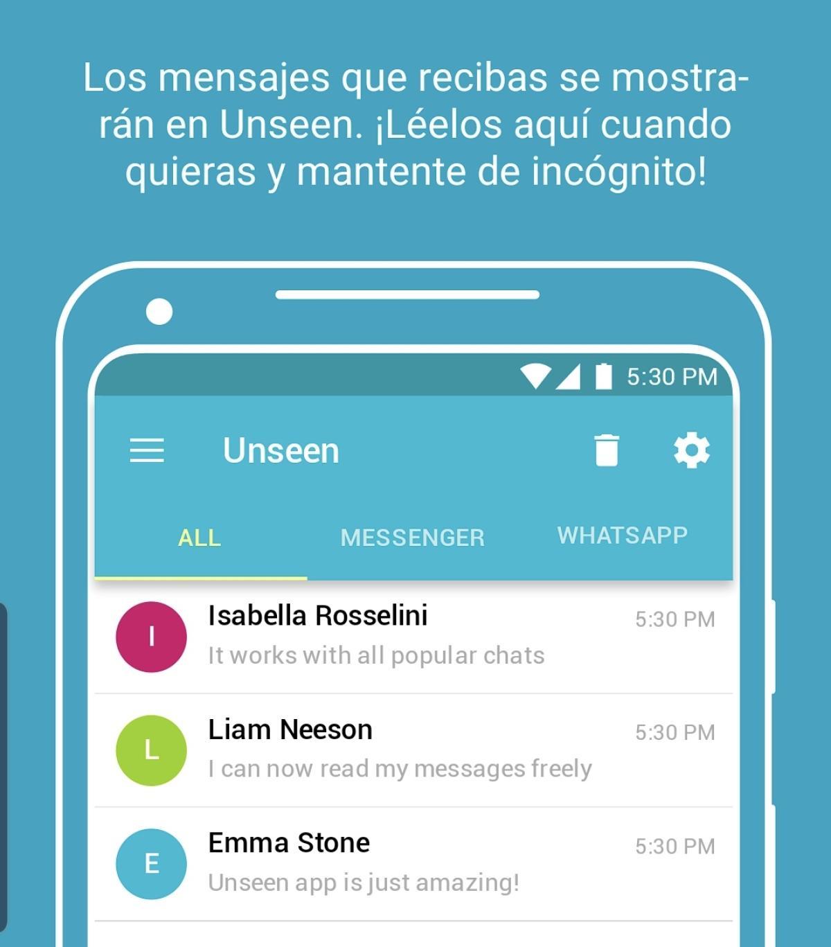 Cómo leer mensajes eliminados en WhatsApp con Android