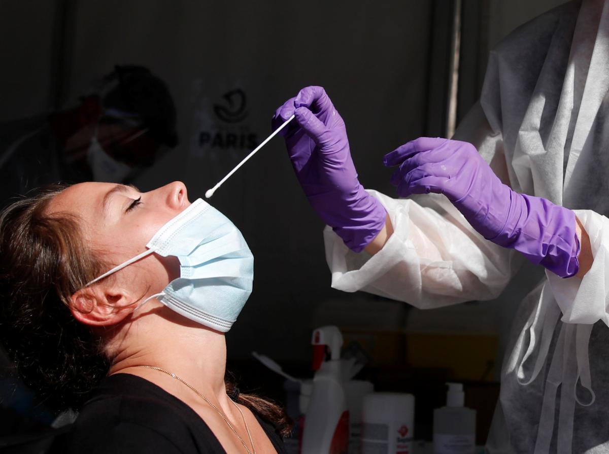 Cuál es el riesgo de las pruebas de hisopado nasal para el COVID-19 |  Business Insider España