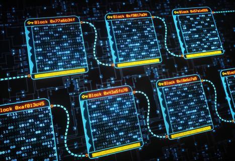 La tecnología blockchain permite la máxima seguridad en la transferencia de información