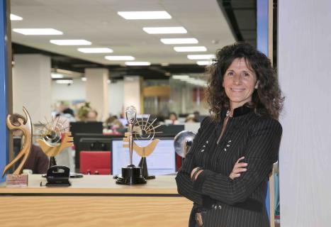 Ester García Cosín, directora general de Havas Media Group España