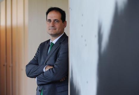 Fernando Fraile, director de Cumplimiento de Iberdrola España