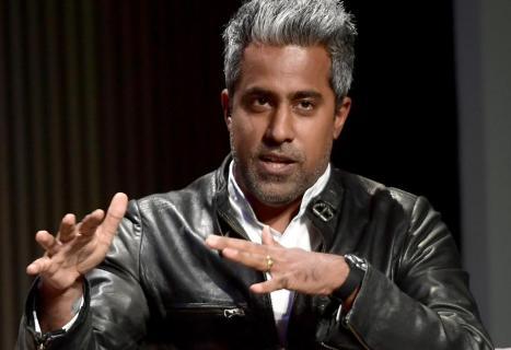 Anand Giridharadas.