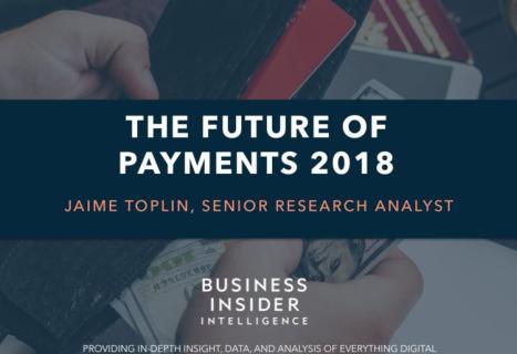 El futuro de los pagos