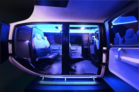 Aparentemente, el servicio podría costar lo mismo que cuesta un trayecto en Uber Black, han confirmado los ejecutivos —y será igual de elegante—.
