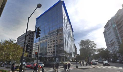 Este es el edificio que Amancio Ortega está a punto de comprar.