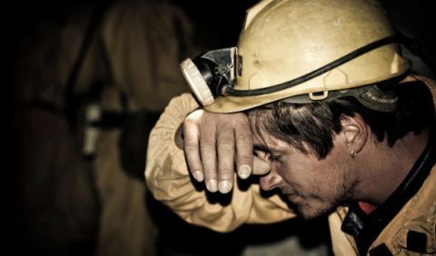 Cortes de tráfico en Madrid por los mineros