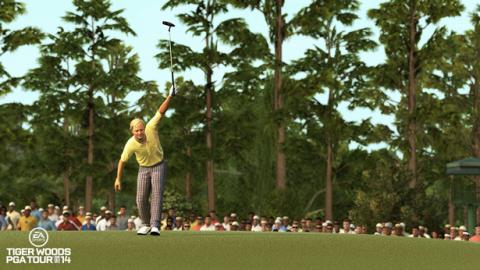 EA anuncia Tiger Woods PGA Tour 2014