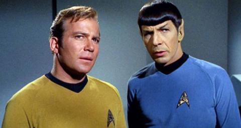 William Shatner podría aparecer en la nueva Star Trek 3