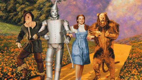 El Mago de Oz mejor película musical