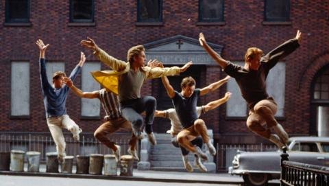 West Side Story mejor película musical