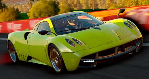 13. PROJECT CARS