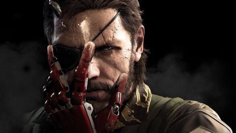 Metal Gear Solid V: The Phantom Pain podrá jugarse en la Gamescom