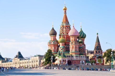 Moscú (Rusia).