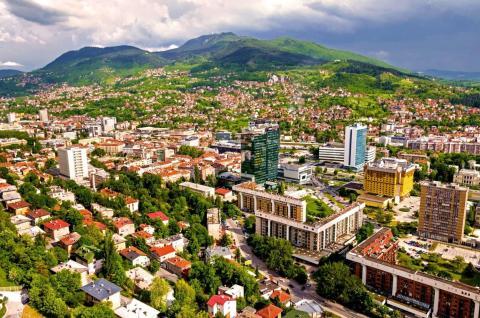 Sarajevo (Bosnia Herzegovina).