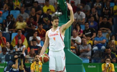 Baloncesto, España, Juegos Olímpicos