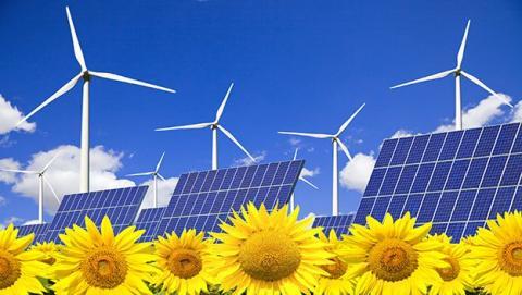 energia solar energia eolica