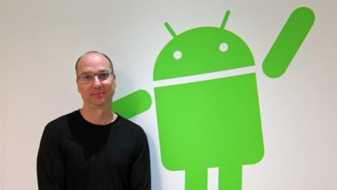 Andy Rubin, el creador del sistema operativo móvil Android