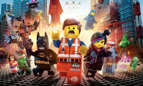 18. La LEGO película