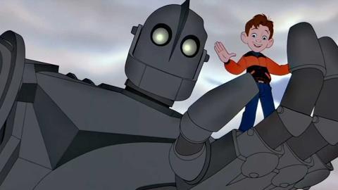 8. El gigante de hierro