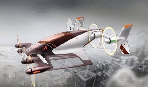 Airbus presentará un prototipo de coche volador este año
