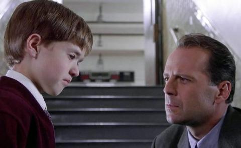 Cuando Bruce Willis tenía pelo