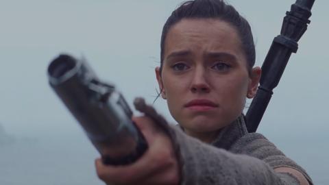 Rey - Star Wars: El despertar de la Fuerza