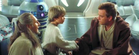 Midiclorianos en Star Wars Episodio I