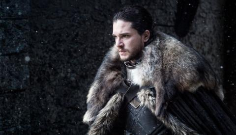 Jon Snow capa - Juego de Tronos