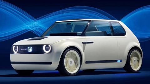 Salón de Tokio 2017: Honda Urban EV Concept