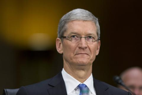 El CEO de Apple, Tim Cook