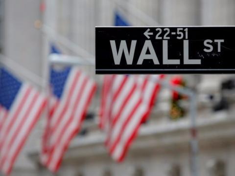 Banderas de Wall Street