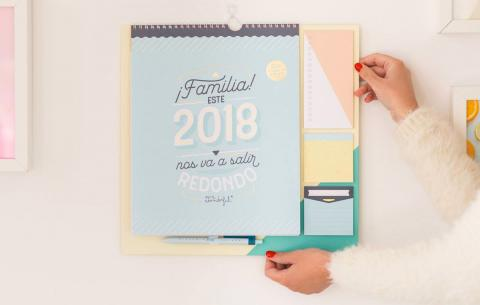 Calendario Mr Wonderful