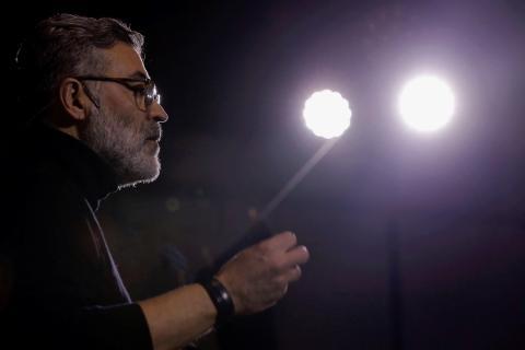 Carles Riera, candidato de la CUP a las elecciones de Cataluña del 21D