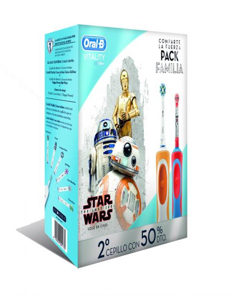 Cepillo dientes Star Wars