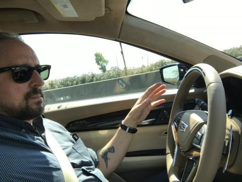 Comparativa coches conducción autónoma-Chrysler Super Cruise