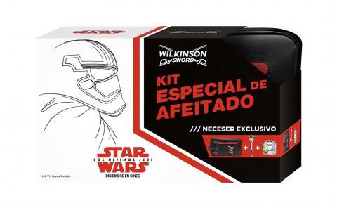 cuchillas afeitar star wars