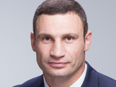 Vitali Klitschko fue boxeador y ahora es alcalde de Kiev
