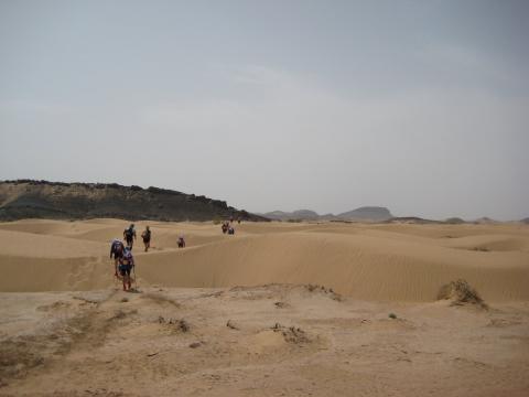Desafío extremo Maratón del Desierto
