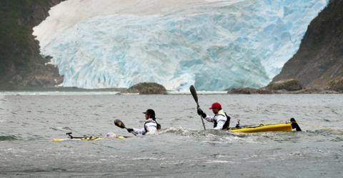 Desafío extremo Patagonia Expedition Race.