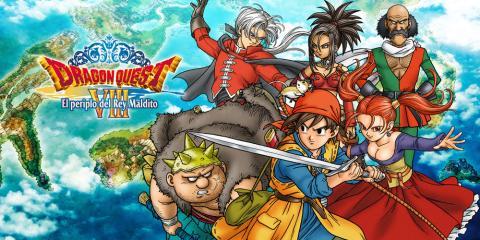Dragon Quest VIII Periplo