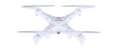 Dron con cámara de vídeo